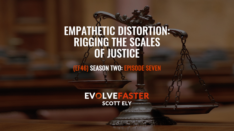Empathetic Distortion: Rigging the Scales of Justice